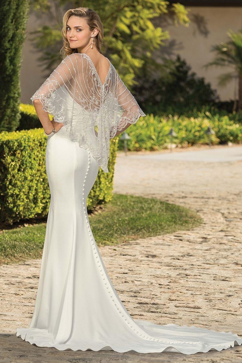 Style 2339 Leona Casablanca Bridal in 2019 Summer