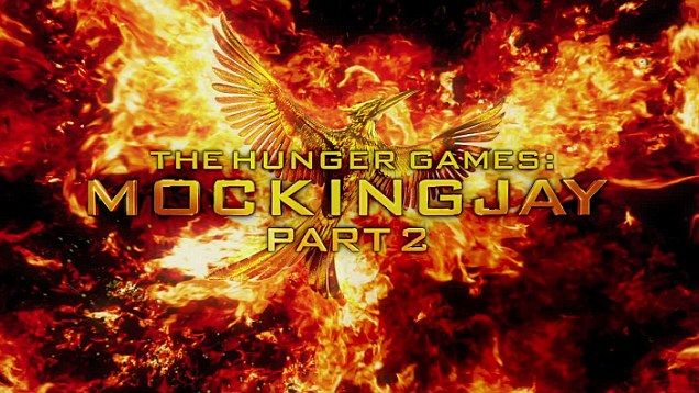 The hunger games mockingjay part 2 torrent yify