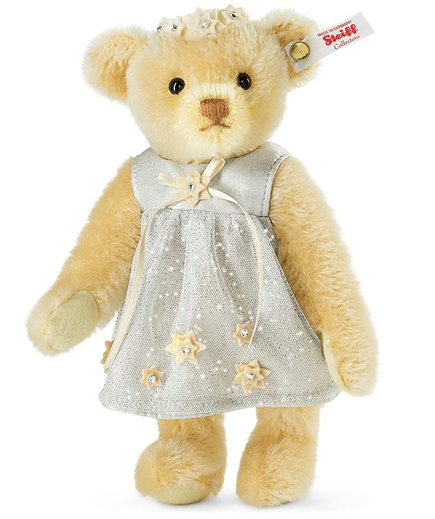 2af886ab741 Little Starlet Teddy Bear EAN 021312 by Steiff at The Toy Shoppe ...