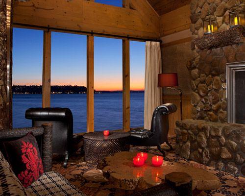 the beautiful edgewater hotel in seattle wa lodging dining rh pinterest com