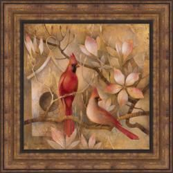 Joval 'Birds' 24x32 Canvas Wall Art | Overstock.com Shopping - The Best Deals on Gallery Wrapped Canvas