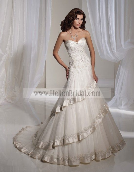 Top Quality Sophia Tolli Gardenia Wedding Dresses With Affordable ...
