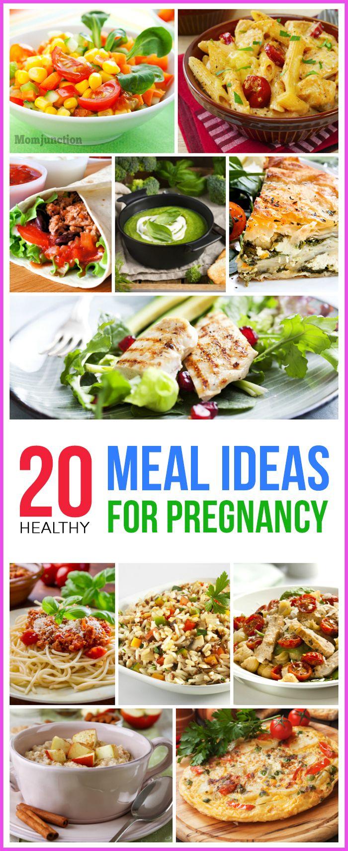 19 pregnancy diet meals ideas