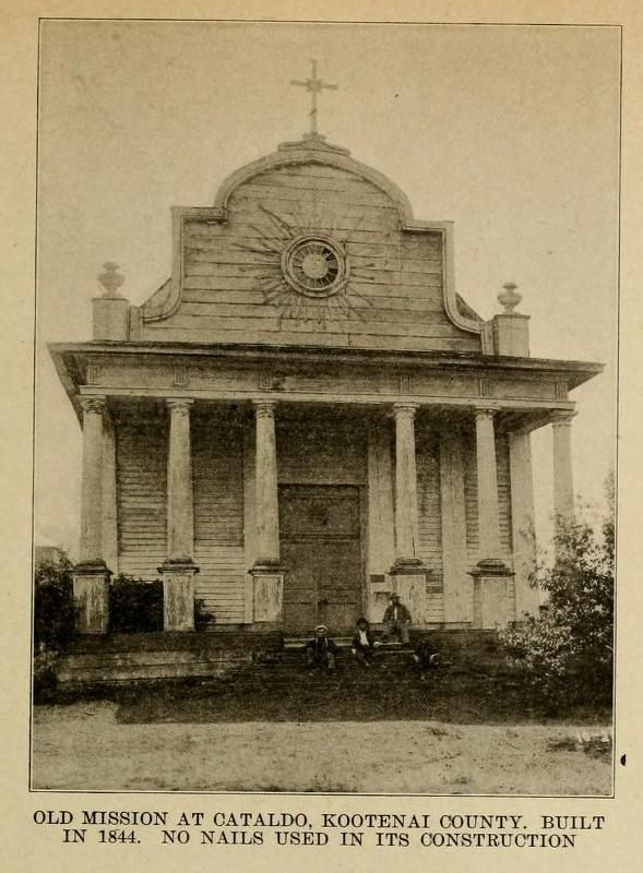 Cataldo Mission History