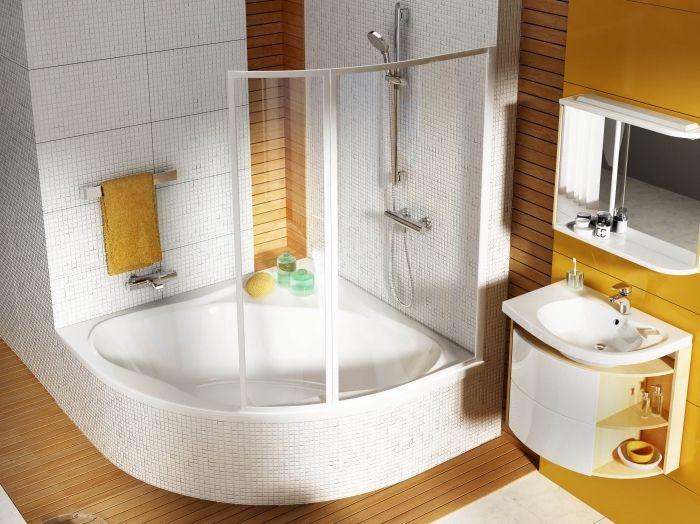 1001 + Astuces Pour Aménager Une Petite Salle De Bain Avec Baignoire