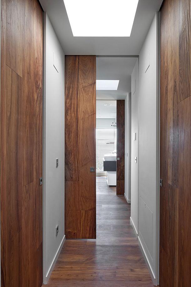 Details interior design krona ego corredera 2 - Puerta corredera krona ...