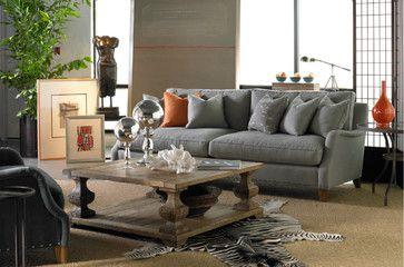 KW JOB eclectic sofas