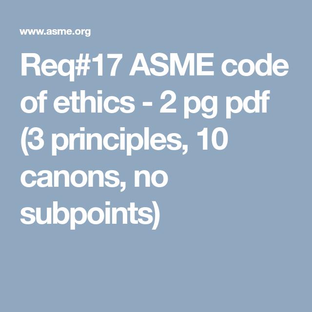 Asme Code Pdf