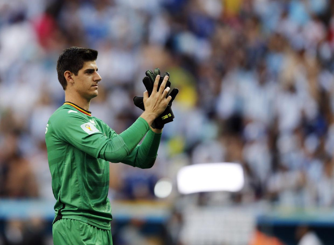 Thibault Courtois: interesting football career facts 34