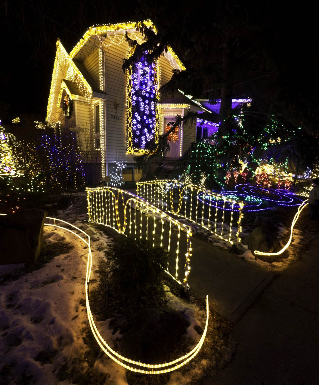 Edmonton Christmas Lights Best Christmas Lights Christmas Lights Outdoor Christmas Lights