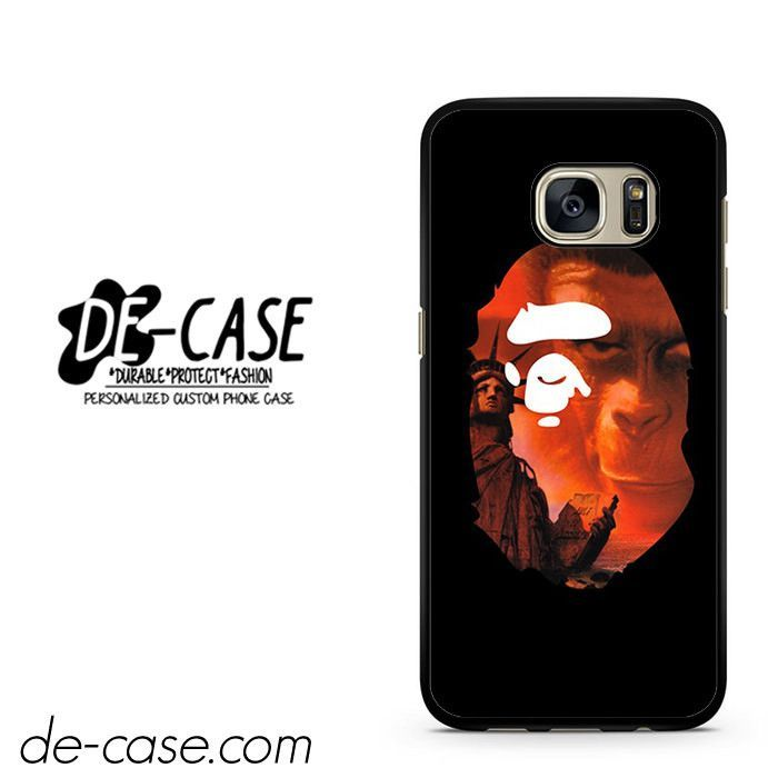 Bathing Ape America DEAL-1383 Samsung Phonecase Cover For Samsung Galaxy S7 / S7 Edge
