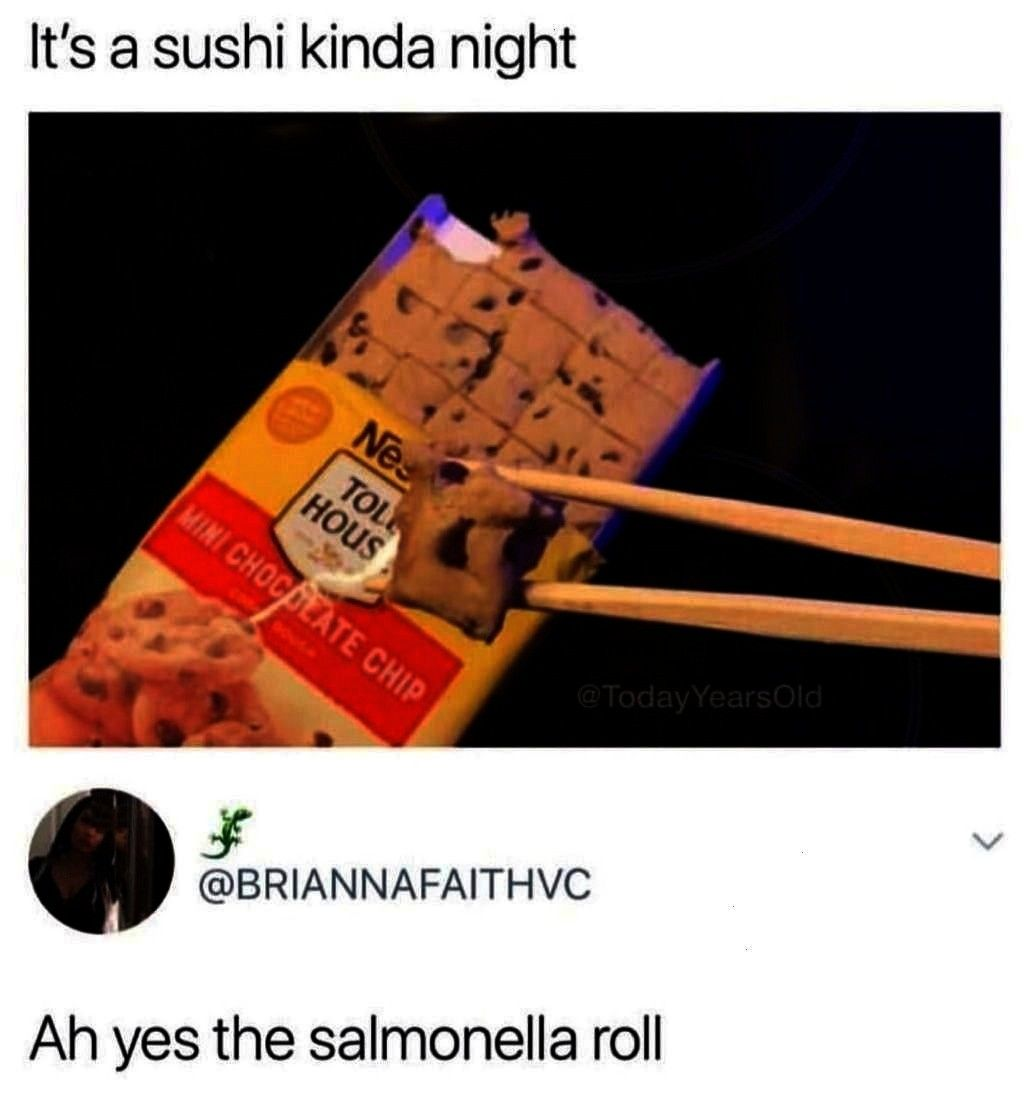 The Internet Completely Totally 100 Nailed The Response On sushi 28 Times People On The Internet Completely Totally 100 Nailed The Response On sushi This nonalcoholic But...