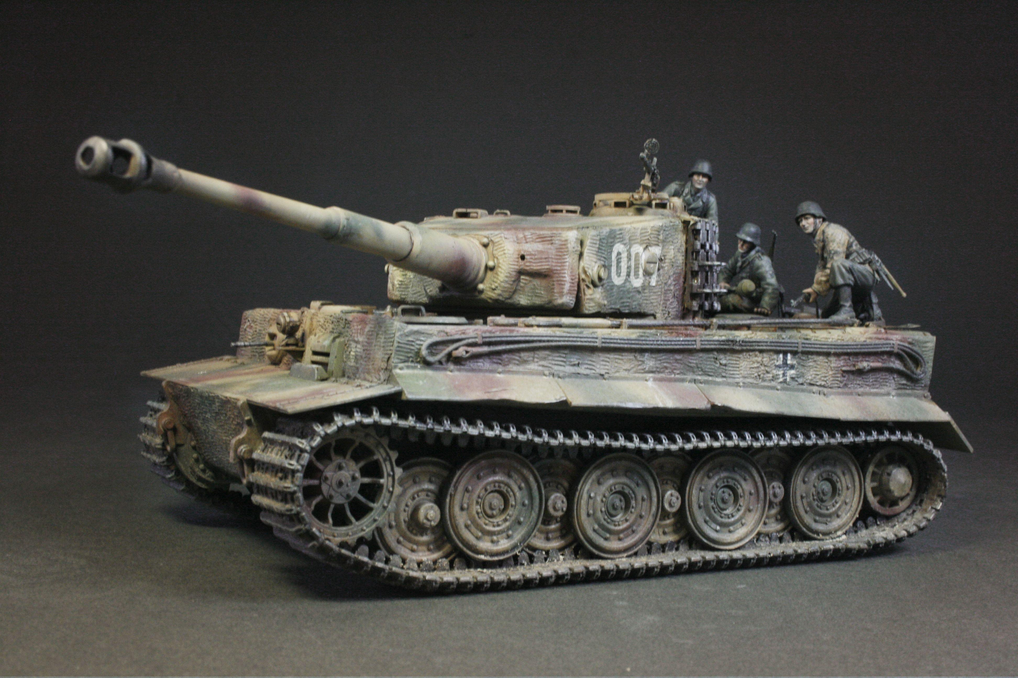 Panzerkampfwagen VI Tiger.   German tanks tigers, Tiger