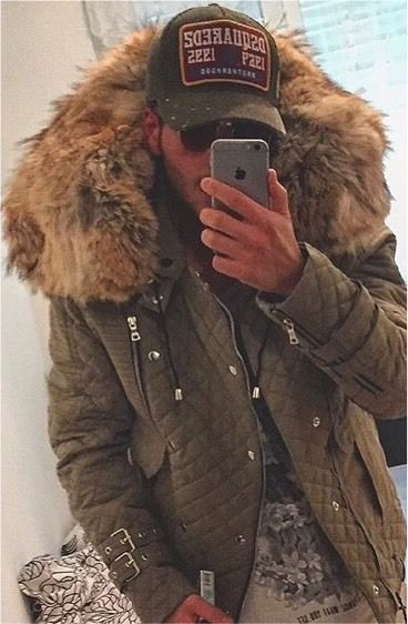 2050e44b8e41 Verkaufe, streng limitierte 100% Balmain Paris Echtpelz vom Waschbären  Winterjacke Weltweit...,Herren Balmain Jacke Mode Style Dsquared BALMAIN in  Hamburg ...