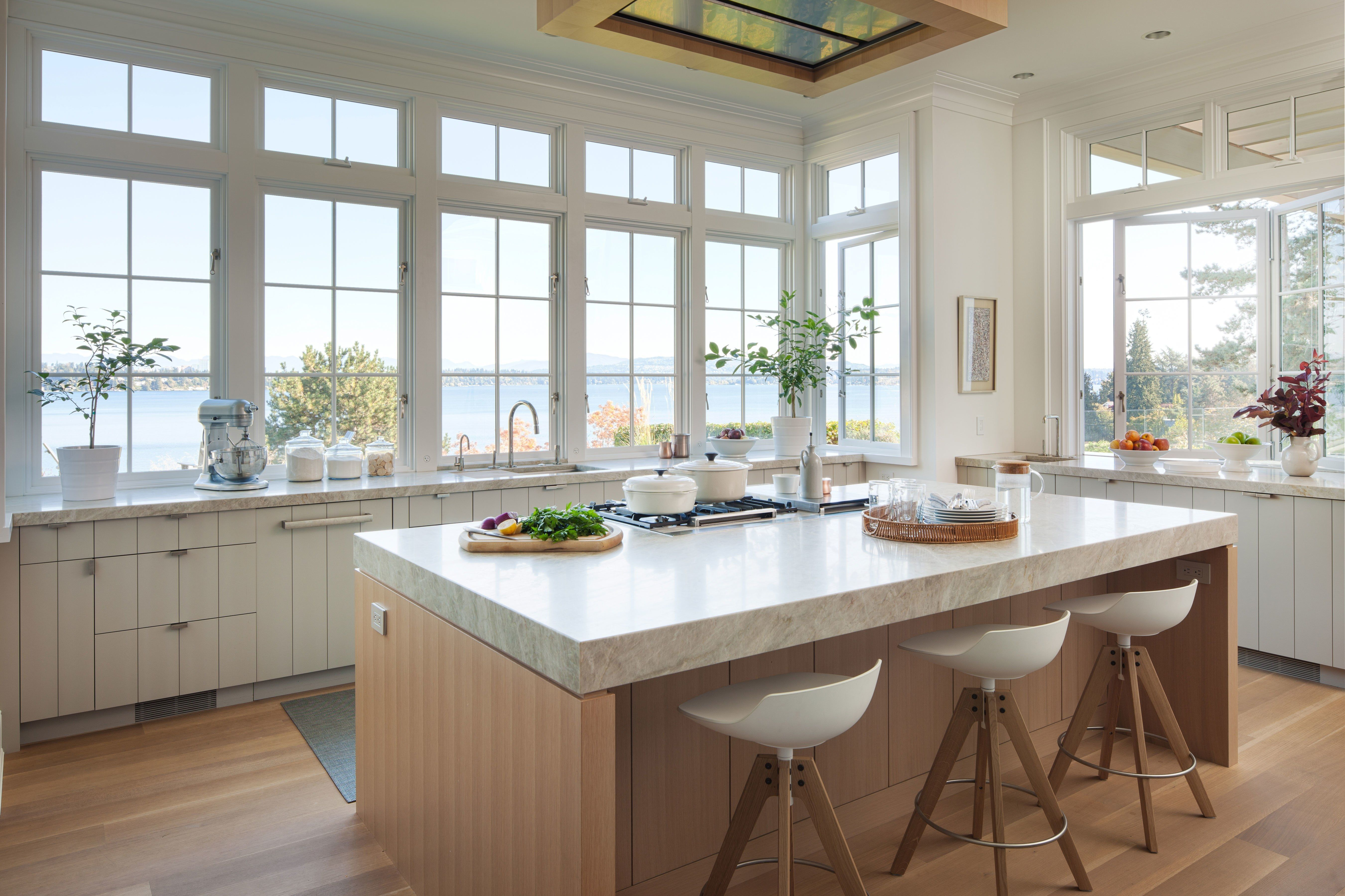 20 Best Kitchen Countertops Design Ideas People Are Doing Right Now Kitchen Window Design Modern Georgian Home Decor Kitchen