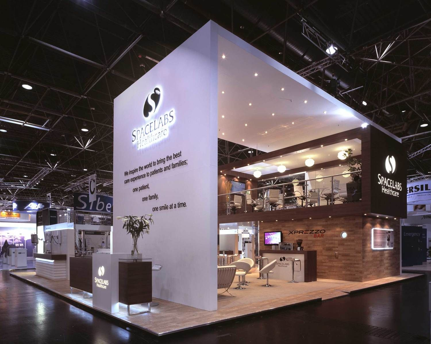 Exhibition Booth Design Award : Award winning exhibition stands designs