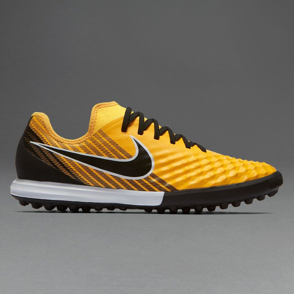 1e908835cea0 Nike MagistaX Finale II TF - Mens Soccer Cleats - Indoor - 844446-801 -  Laser Orange Black White Volt White