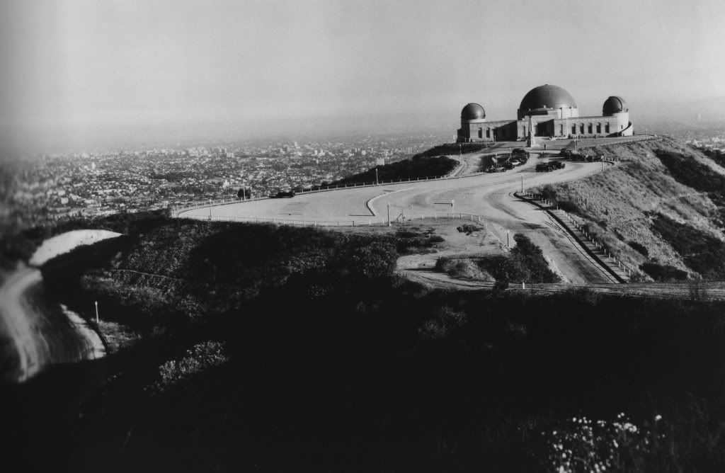 Griffith Observatory 1950s Los Angeles Architecture Griffith Observatory Los Angeles Cityscape