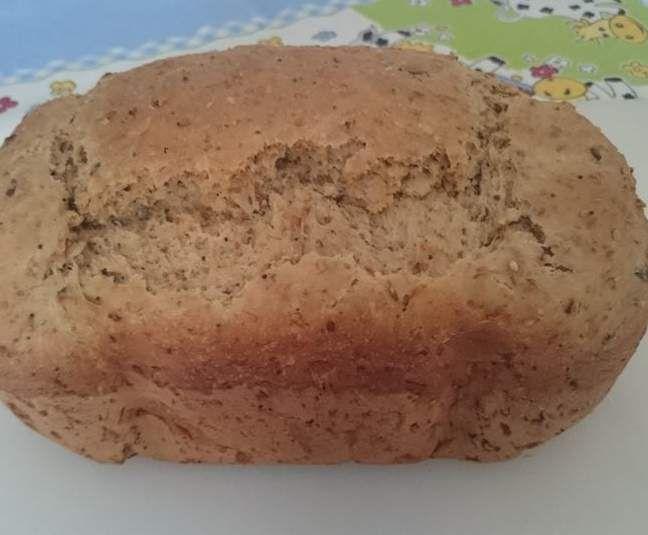 Receita Pão de sementes por Graça Bimby - Categoria da receita Massas lêvedas
