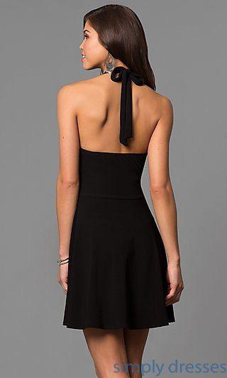 Semi Formal Cute Cheap Little Black Party Dress Pinterest Black