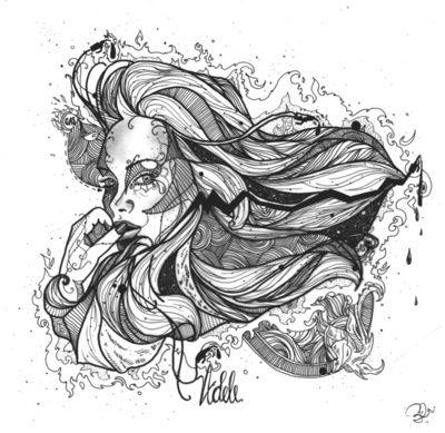 High-Octane Adele  by Spectral Lion Design