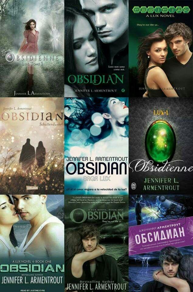 Portadas de Obsidian   Saga Lux   Movie posters, Movies y ...