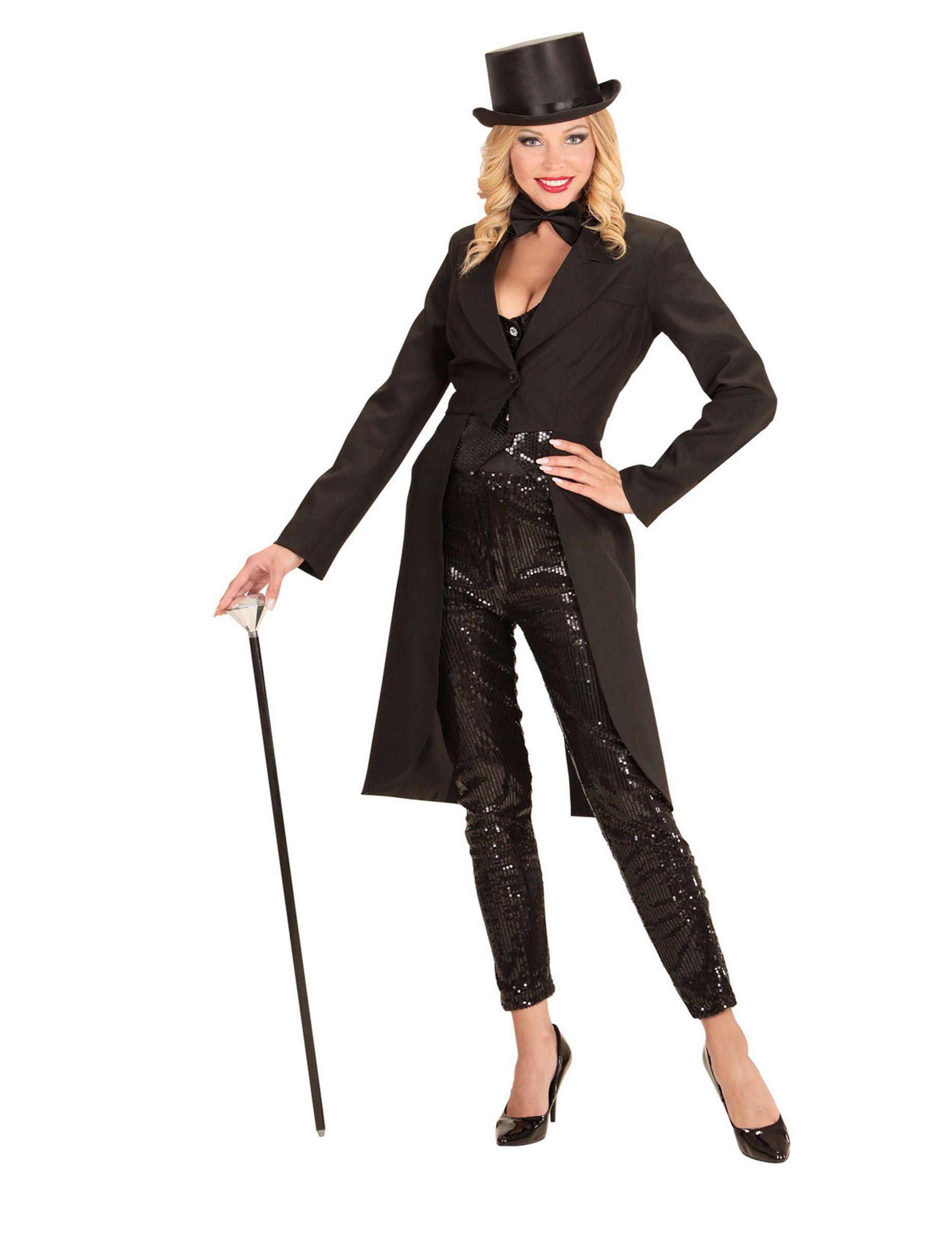 frack paillette kostüm damen
