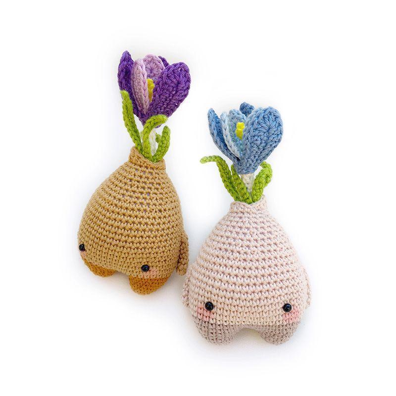 4 seasons series Spring amigurumi pattern by Lalylala | Patrones ...
