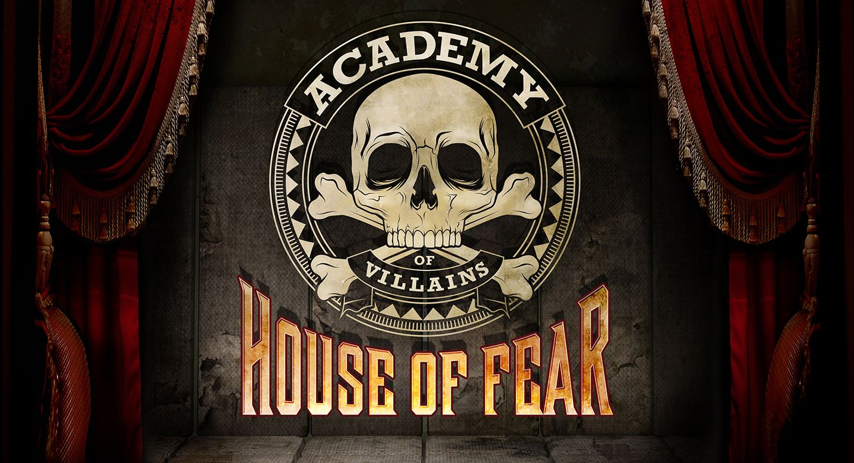 Halloween Horror Nights Academy of Villains