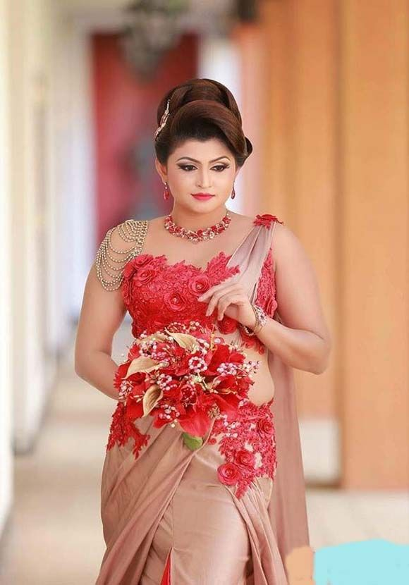 Sri Lankan Weddings | dilu | Pinterest | Bridal dresses and Wedding
