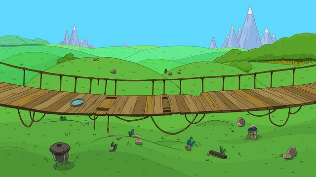 Pin On Adventure Time Backgrounds