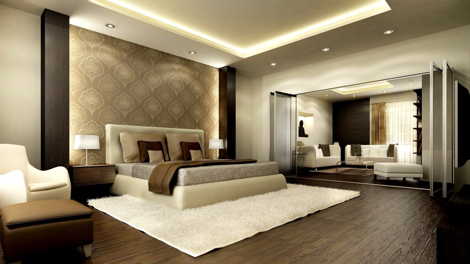 Luxurious master bedroom decorating ideas 2016 - High End Well Known Brands For Expensive Bedroom Furniture Simple Best Interior Design