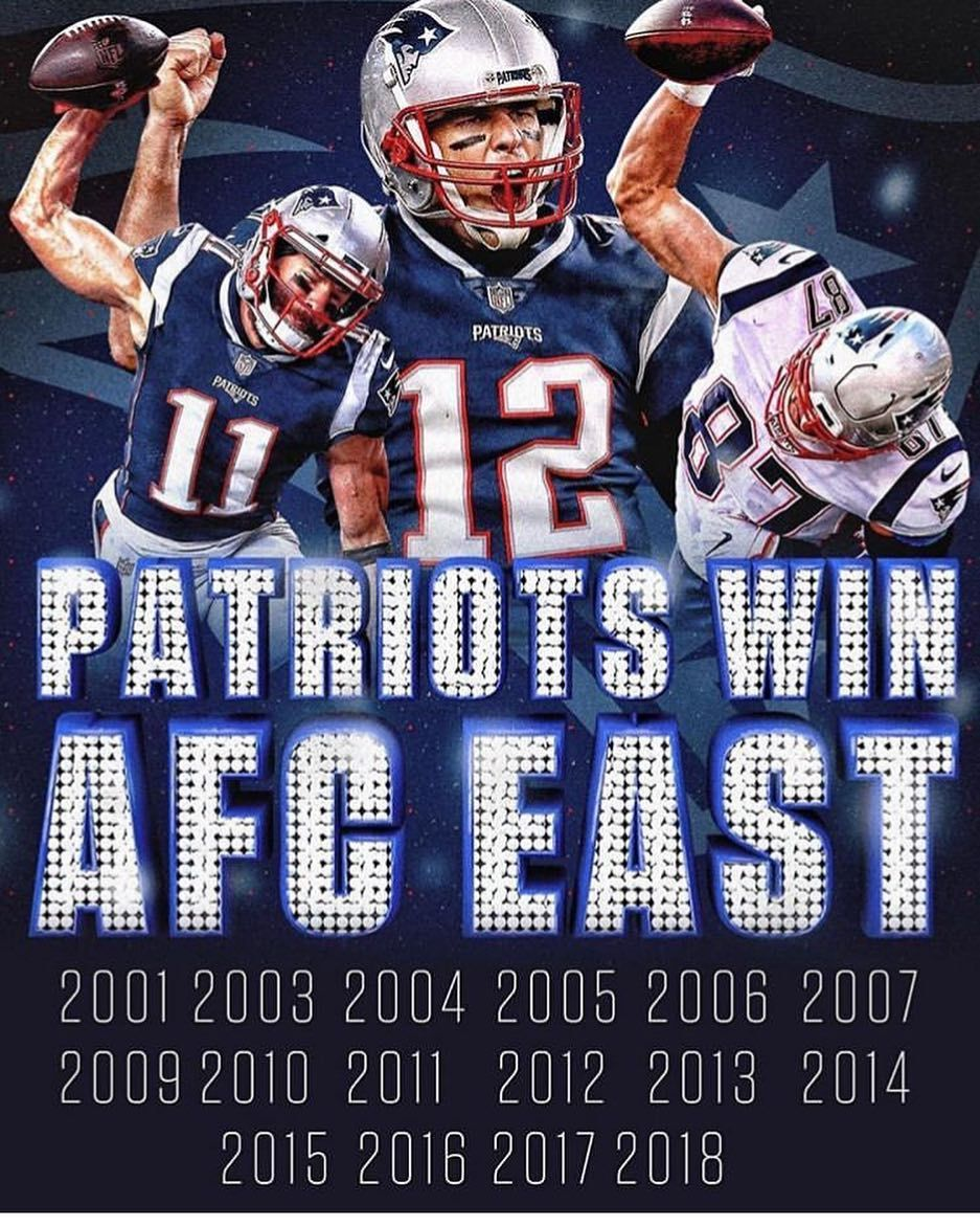 49 Likes 1 Comments Patriotsblitzfor6 On Instagram 10th Straight And A Record Tha New England Patriots Merchandise New England Patriots Patriots Football