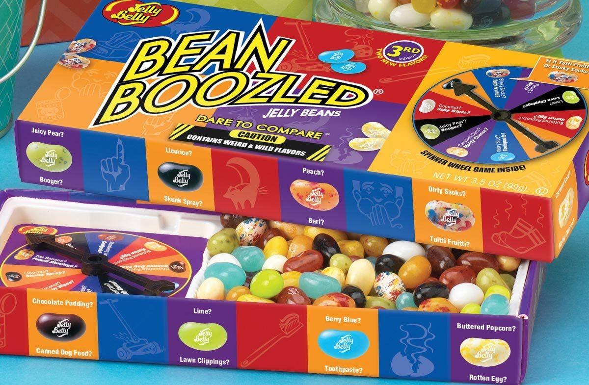 Reto Grageas Bean Boozled Wakala Jelly Beans Jelly Bean Gifts Butter Popcorn
