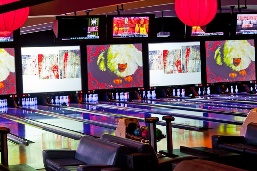 Lucky Lanes Bowling Google Search Boliches