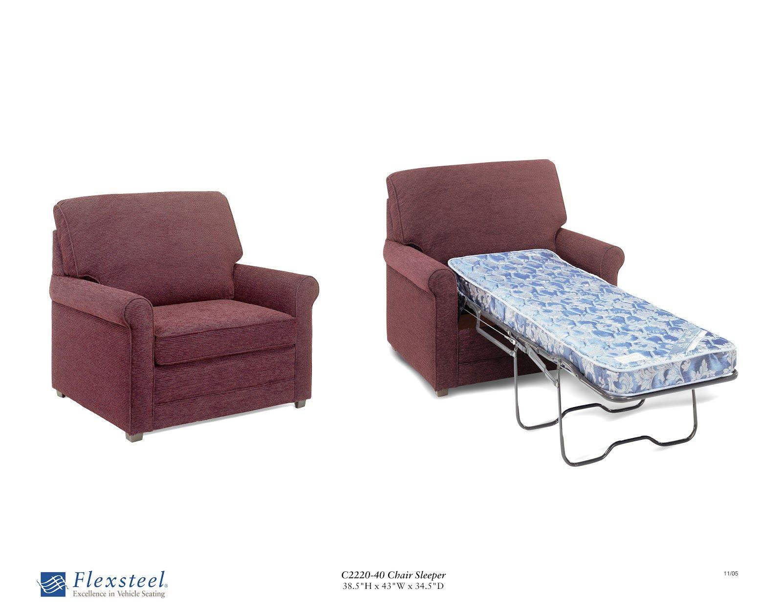 Hide a Bed Chair Sleeper