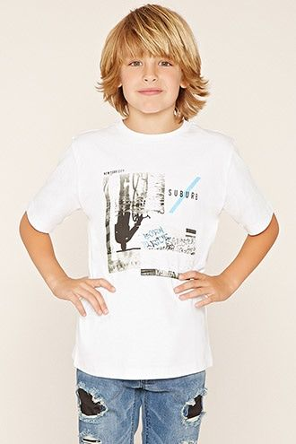 unicorn print tee in 2019  boy haircuts long boys