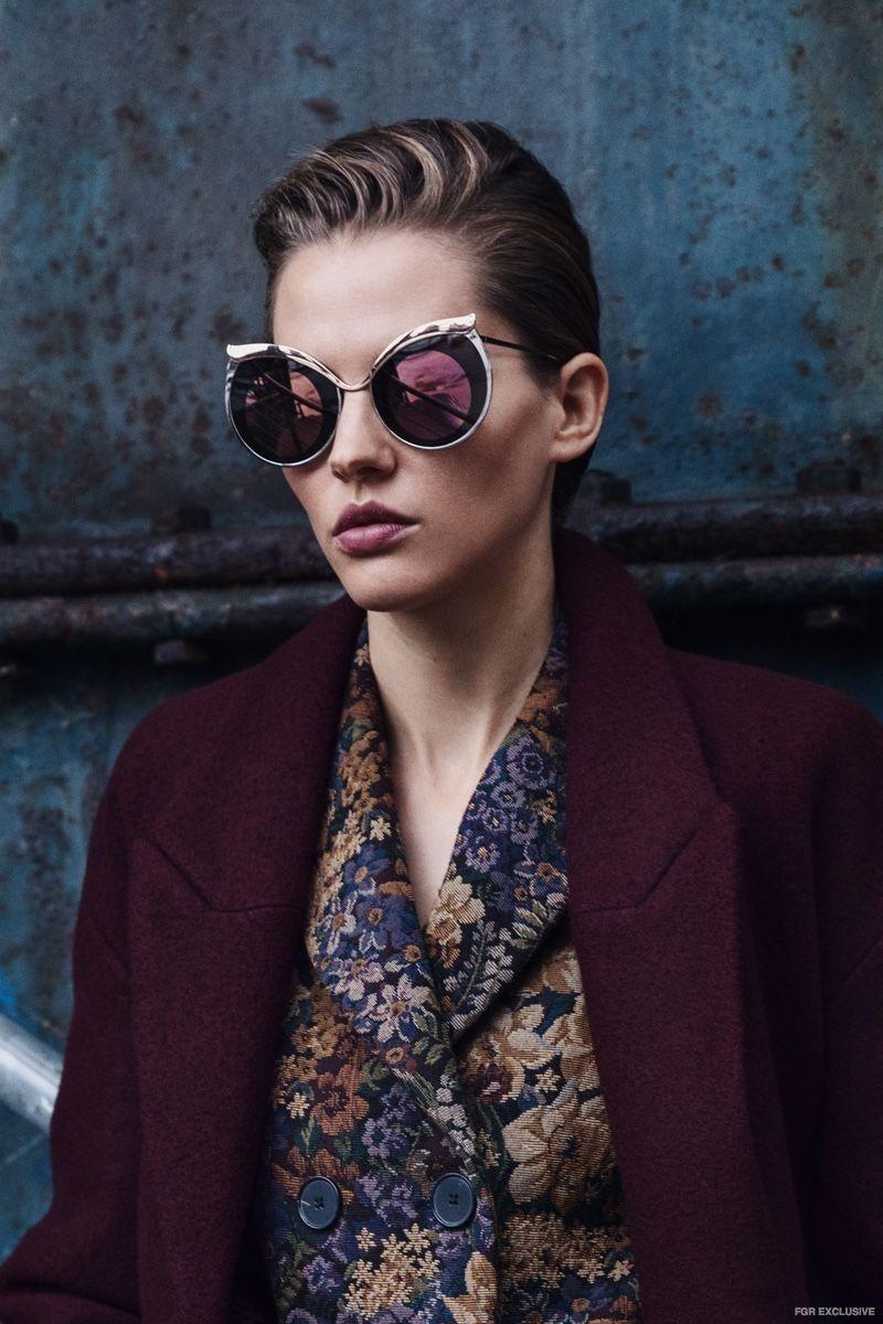 Pin by ROZA on Glasses Fashion, Editorial fashion