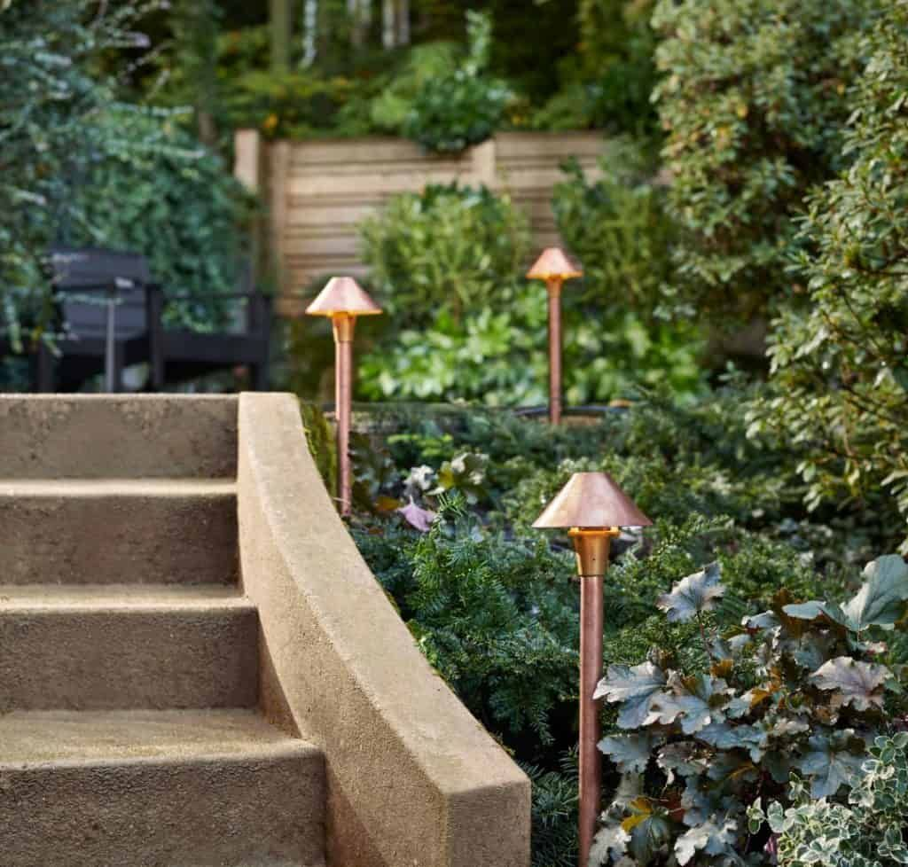 Freshen up your homes curb appeal with new path lights. #curbappeal