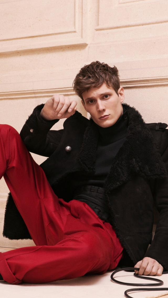 Balmain Menswear Fall 2013