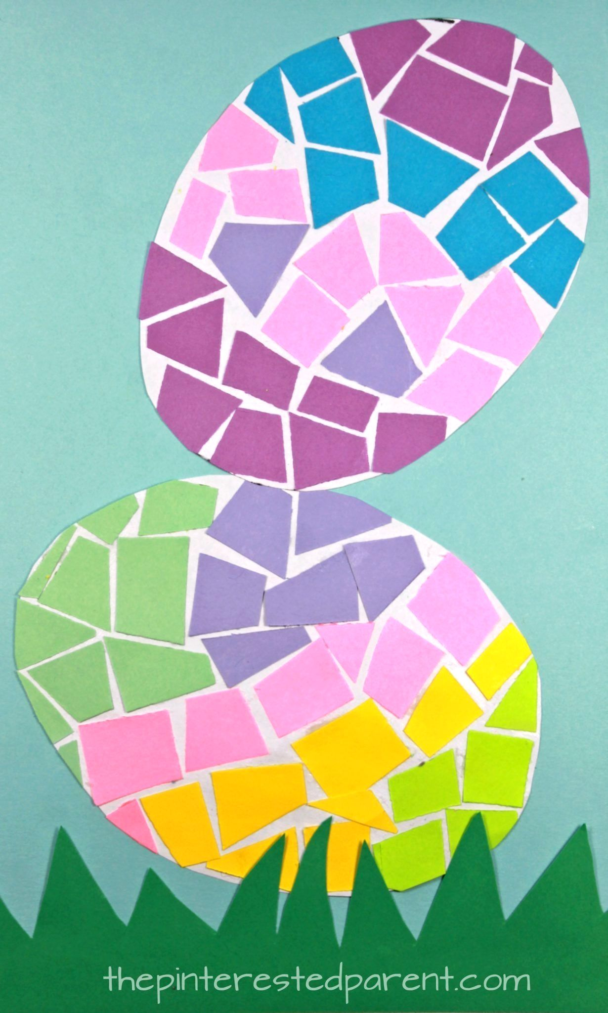 Easy Craft Items To Make Diycrafts Crafts Ideas Easter Crafts