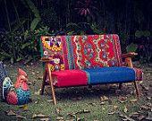 SOLD MariVanna Vintage Sofa