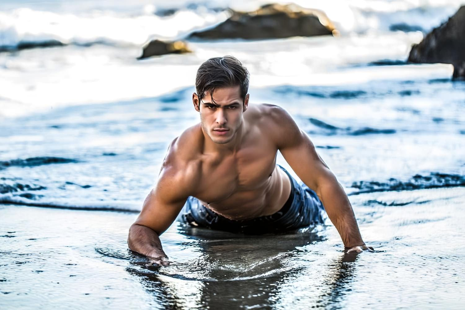 Victor Galvez by MTH graphers Male Models