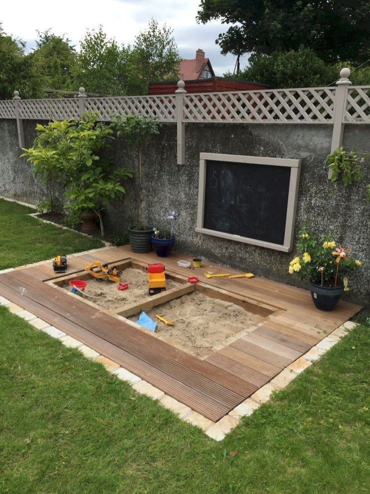The Best Backyard Playground Ideas For Kids 11 Play Area