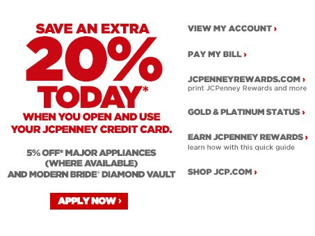 jcpenney credit card online center growth - Jcpenney Rewards Credit Card