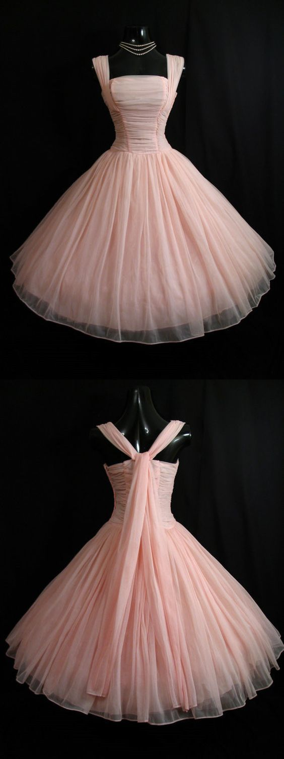 Plus Size Prom Dress, 1950s vintage dress, short homecoming dress, pink homecoming dress, 2018 homecoming dress, party dress MT20185125 - Vintage 1950s dresses, Vintage dresses, Homecoming dresses short, Vintage 1950s dresses parties, Pink homecoming dress, Vintage dresses 50s - Plus Size Prom Dress, 1950s vintage dress, short homecoming dress, pink homecoming dress, 2018 homecoming dress, party dress MT20185125, Shop plussized prom dresses for curvy figures and plussize party dresses  Ball gowns for prom in plus sizes and short plussized prom dresses
