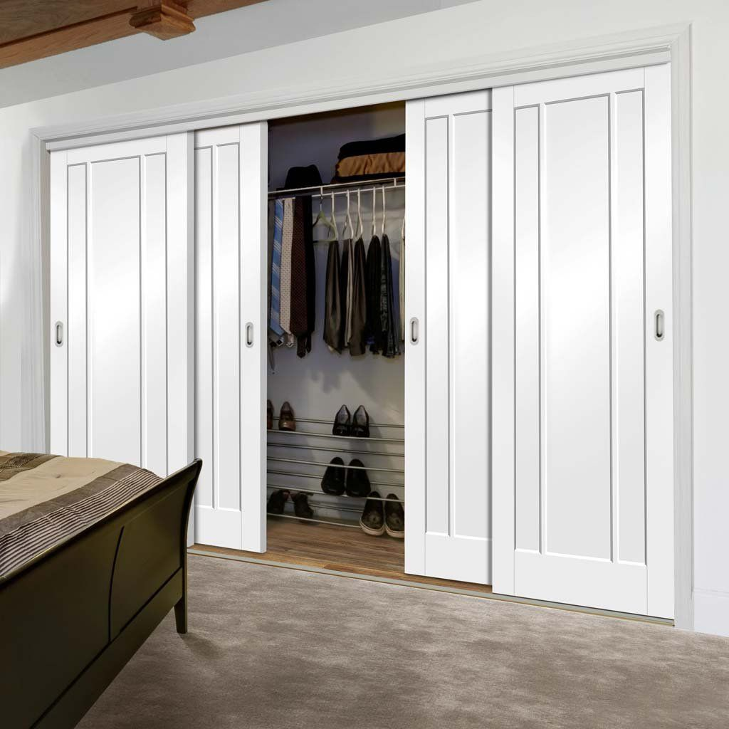 Pin By Adolfomr On Almacenamiento In 2020 Bypass Barn Door Hardware Bypass Barn Door Barn Door Closet