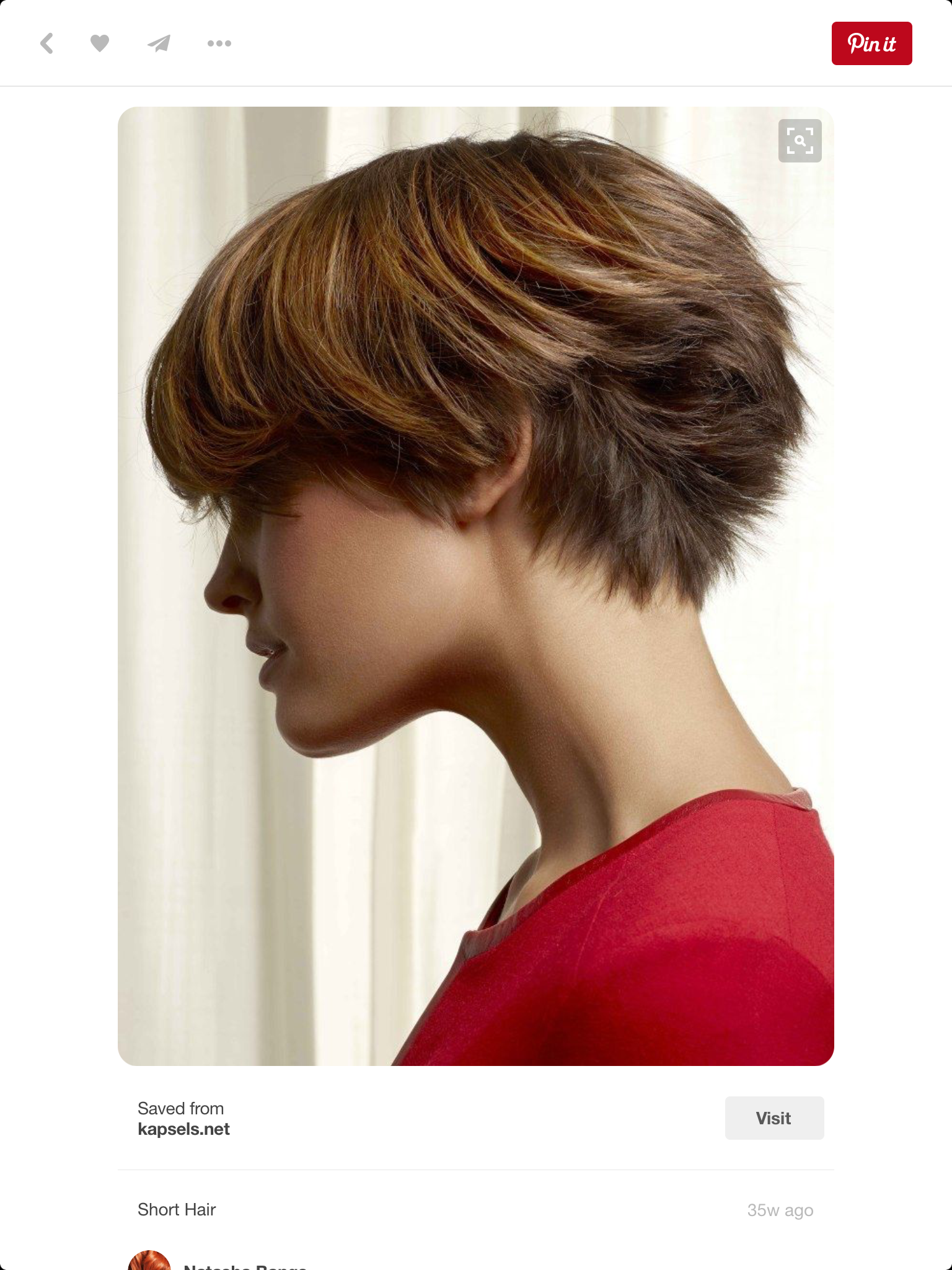 Pin by barbara wayne cassidy on hair styles pinterest hair style