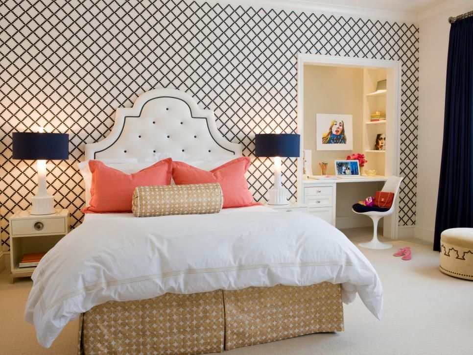 46 Bedroom Design Ideas for Teenagers Bedrooms Room and Hgtv