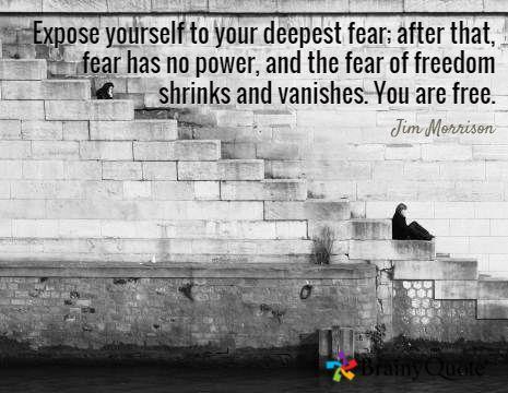 Jim Morrison Quotes Jim morrison - what is your greatest fear